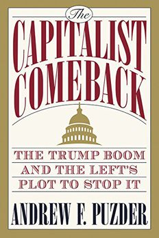 The Capitalist Comeback book cover