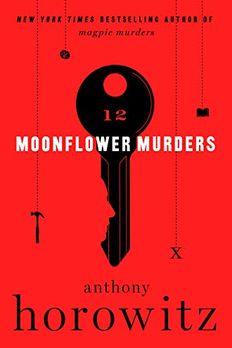 Moonflower Murders book cover