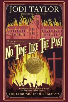 No Time Like the Past book cover