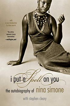 I Put a Spell On You book cover