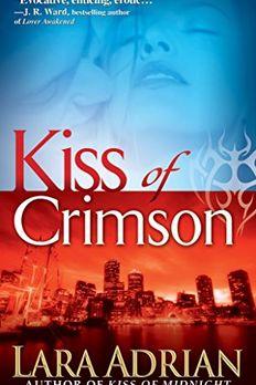 Kiss of Crimson book cover