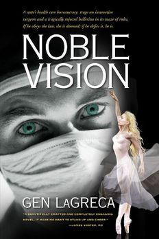 Noble Vision book cover