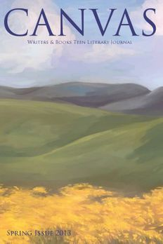 CANVAS book cover