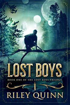 Lost Boys (Lost Boys, #1) book cover