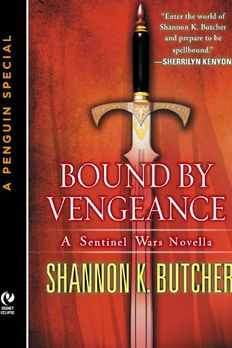 Bound by Vengeance book cover