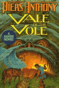 Vale of the Vole book cover