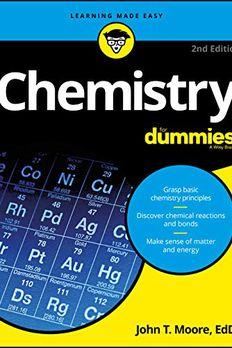 Chemistry For Dummies book cover