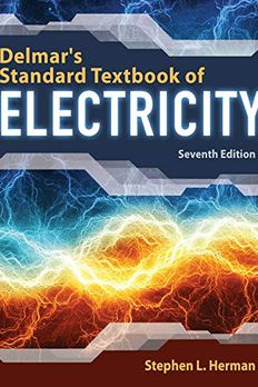 Delmar's Standard Textbook of Electricity book cover
