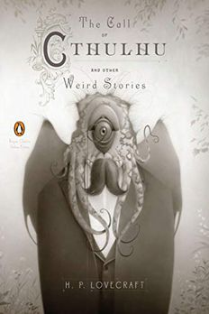 The Call of Cthulhu and Other Weird Stories book cover
