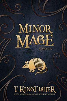 Minor Mage book cover