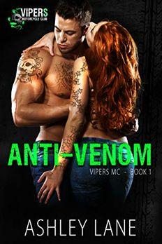 Anti-Venom (Vipers MC) book cover