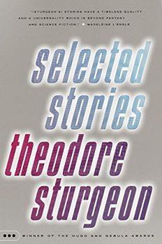 Selected Stories book cover