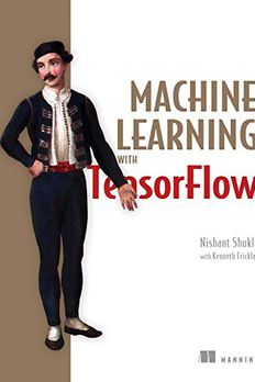 Machine Learning with TensorFlow book cover