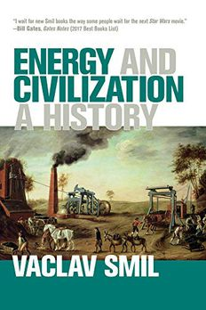 Energy and Civilization book cover
