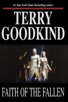 Faith of the Fallen book cover