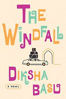 The Windfall book cover