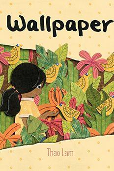 Wallpaper book cover