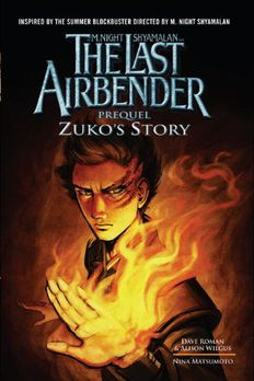 The Last Airbender book cover