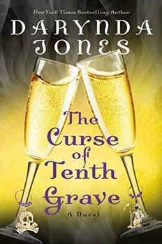 The Curse of Tenth Grave book cover