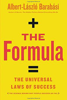 The Formula book cover