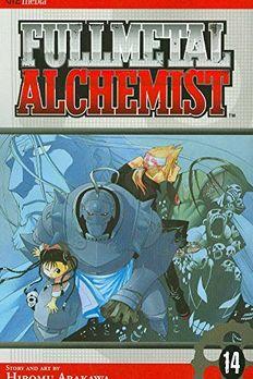 Fullmetal Alchemist, Vol. 14 book cover