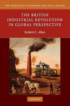 The British Industrial Revolution in Global Perspective book cover