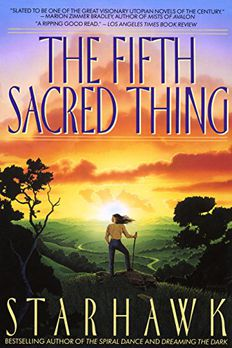 The Fifth Sacred Thing book cover