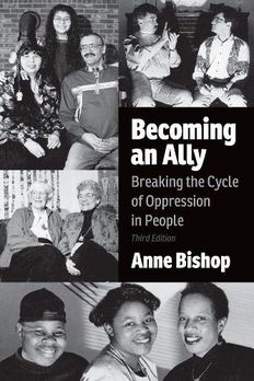 Becoming an Ally book cover