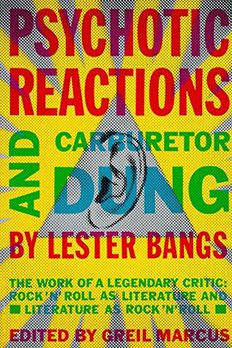 Psychotic Reactions and Carburetor Dung book cover