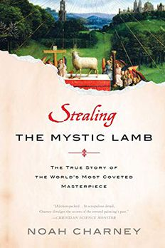 Stealing the Mystic Lamb book cover