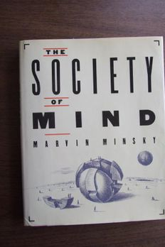 The Society of Mind book cover