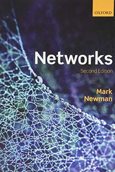 Networks book cover