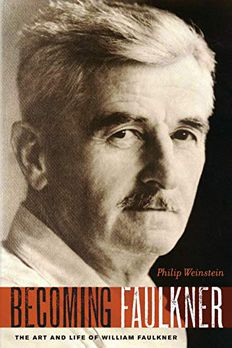 Becoming Faulkner book cover