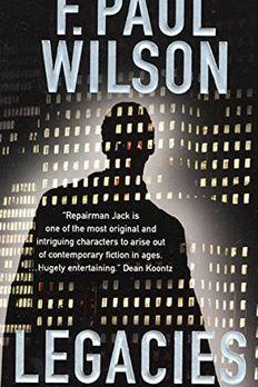 Legacies book cover