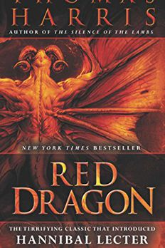 Red Dragon book cover