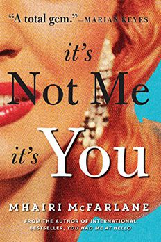 It's Not Me, It's You book cover