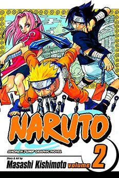 Naruto, Vol. 2 book cover