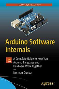Arduino Software Internals book cover