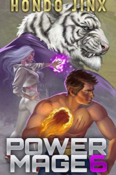 Power Mage 6 book cover