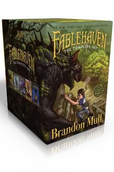 Fablehaven Complete Set book cover