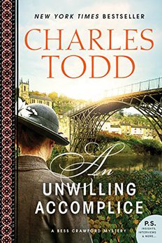 An Unwilling Accomplice book cover