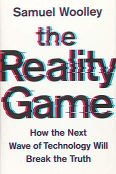 The Reality Game book cover