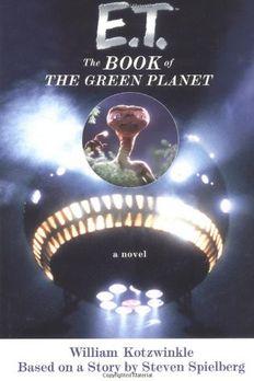 E.T. book cover