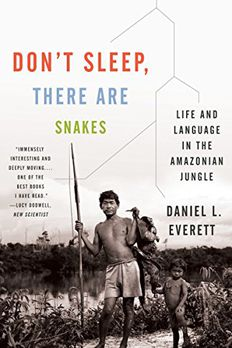Don't Sleep, There Are Snakes book cover
