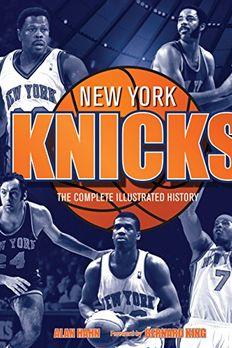 New York Knicks book cover