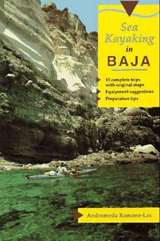 Sea Kayaking in Baja book cover