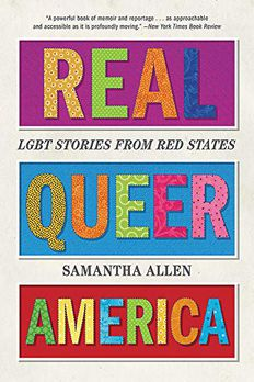 Real Queer America book cover