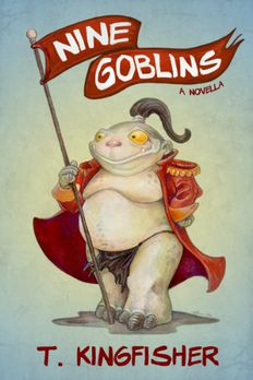 Nine Goblins book cover