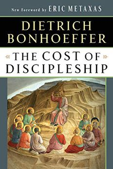 The Cost of Discipleship book cover