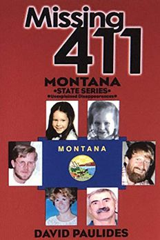 Missing 411 Montana book cover
